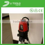 green cross line laser level