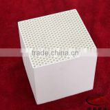 Car exhaust gas purifier products honeycomb ceramic