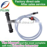Farm drip irrigation system venturi fertilizer injector agricultural organic nitrogen fertilizer mixing machine