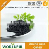 Worldful Granular Amino Acid Rich Organic Matter 45% Organic Fertilizer NPK Fertilizer Prices