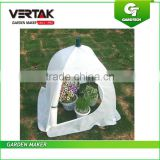 Outdoor flower cold frame, Pop-up small greenhouses,UV protection storage shed greenhouse