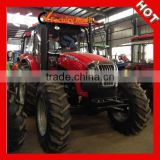hot sale UT130HP 4wd farm tractor price in india