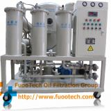 FUOOTECH Double-Stage Vacuum Transformer Oil Filtration Machine Series ZYD