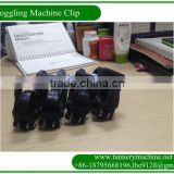 nylon plastic auto clip for togglng machine