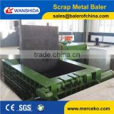 Best selling cast iron scrap compactor