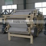 ISO 9001 sludge dewatering machine belt type press filter machine in waste water treatment plant