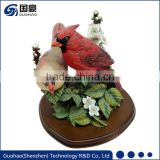 Resin love birds for sale and Christmas decoration