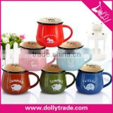 Cheap Porcelain Mugs Accept Logo Print With Small Quantity Ceramic Coffee Mugs for Wholesale