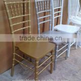europe beech wooden chiavari chair painted as required