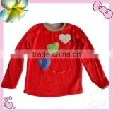 Cheapest t-shirt stocklot in china/ t-shirt stock