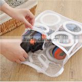 Sneaker Tennis Sports Shoe Dry Organizer Laundry Net Wash Portable Washing Hanging Bag Shoes Cleaner