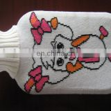 fashional pretty elegant warm soft cozy popular children hot water cover