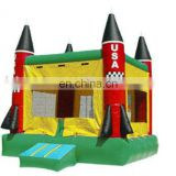 inflatable rocket bouncer NB016
