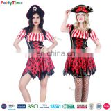 pirate style cosplay dresses sexy womens adult party costume halloween costumes suppliers wholesale