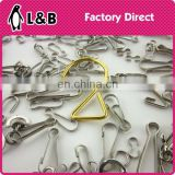 Wholesale custom made size metal wire S hook