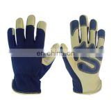 Leather Mechanics Gloves / / Safety Gloves