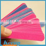 Made in China custom wholesale disposable nail file