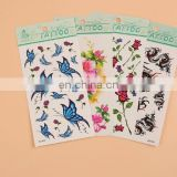 cheap fashion wholesale tatoo jewelry temporary tatoo stickers tatoo price
