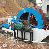 Bucket type sand washing machine