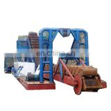 Submersible Sea Sand Mining Dredge Professional Bucket Chain Gold Dredger