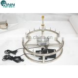 guangzhou factory customized make stainless big and small music water fountain dancing