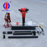 QTZ-2 soil sampling drilling rig/soil boring equipment