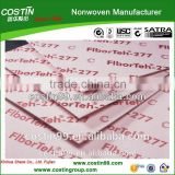 RPET nonwoven fiber insole board for shoe material
