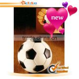 2014 eco-friendly colorful soccer ball