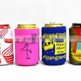 2016 prossional manufacture neoprene beer can cooler