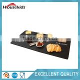 Slate steak board;Natural slate cheese board ,slate sets