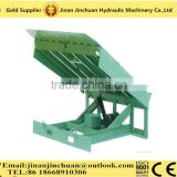 10 tons stationary manual and electric dock leveler/hydraulic dock leveler/container loading ramp for warehouse ,forklift