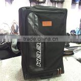 600D Ripstop polyester Ice Hockey Stick Bags On Wheels