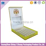 Hot sale cigarette box cover high quality cigarette pack cover,luxury cigarette box making