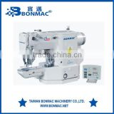 BM-430D Computer Control electronic direct drive bartacking Industrial sewing machine