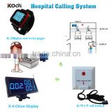 Wireless Panic Button Emergency Calling System/Call System for Disabled and Elderly K-4-Cblue K-300plus-red K-W1-P
