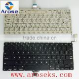 "Genuine NEW Neuf for Macbook Pro 13"" A1278 2009 2010 2011 2012 EU UK keyboard Clavier QWERTY UK"