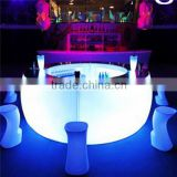table led party furniture bar led color changing led table                                                                         Quality Choice
