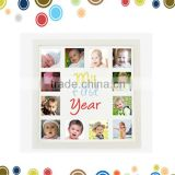 2016 hot sale baby 1st year footprint and handprint in baby gift items                                                                         Quality Choice