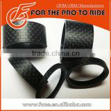 Carbon Fibre 1-1/8 5/10/15/20mm Bike Bicycle Headset Stem Spacer