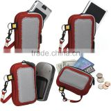 Neoprene Portable Hard Drive Case(hard drive pouch,cable pouch) , neoprene HDD case / pouch , neoprene cable pouch