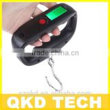 50kg /10g Hanging Digital Scale Luggage Electronic Portable Luggage Scale