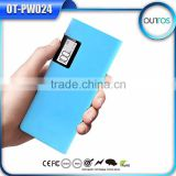 High capacity portable cell phone battery charge 11000mah from professional battery power bank factory