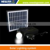 solar lighting system for home use off grid lighting and cell phone charging solar home lighting system