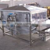 empty pots and bottles washing machine/food machine/food processing machine/stainless steel machine/peach processing machine