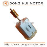 12V DC Micro Car Motor for Automotive Products(Rearview Mirror, Head Light Beam Level Adjuster) FK-280SA