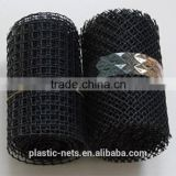 Plastic HDPE (High Density Polyethylene) protection Gutter guard mesh