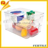 2015 New Fridge Organizer/High Quality Fridge Organizer/Plastic Tray/Organizer Storage Box