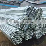 bs 1387/en39/en10219 erw hot dip galvanized scaffolding carbon welded steel pipe/tube Tianjin machinery ERW TUBE
