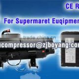 R404a Condensing Unit refrigeration Compressor For refrigerated supermaret display cabinet trailer refrigerated unit