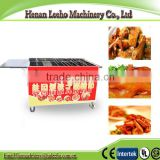 leeho brand chicken duck fish rabbit roaster . wholesale roasting machine